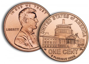 2009 Lincoln Presidency Penny - Click to Enlarge