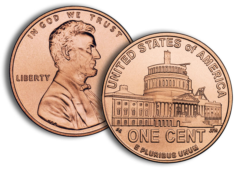2009 lincoln presidency penny click to enlarge