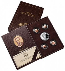 2009 Lincoln Coin and Chronicles Set - Click to Enlarge