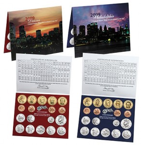 2009 United States Mint Uncirculated Coin Set - Click to Enlarge