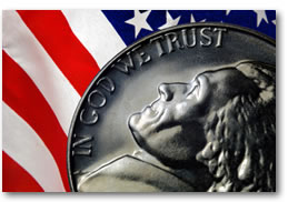 US-Coins-American-Flag