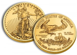American Gold Eagle - Click to Enlarge