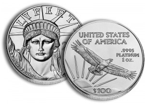 American Platinum Eagle - Click to Enlarge