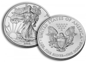American Silver Eagle - Click to Enlarge