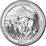 Glacier National Park Quarter