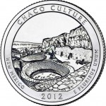 2012 Chaco Culture National Historical Park Quarter (US Mint image)