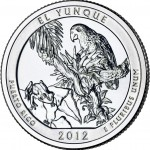 2012 El Yunque National Forest Quarter (US Mint image)